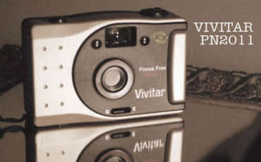 The Vivitar PN2011 35mm Camera