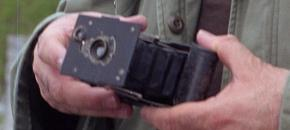 The 1915 Kodak Vest Pocket Camera (127 Film – What is Sunny 16?)