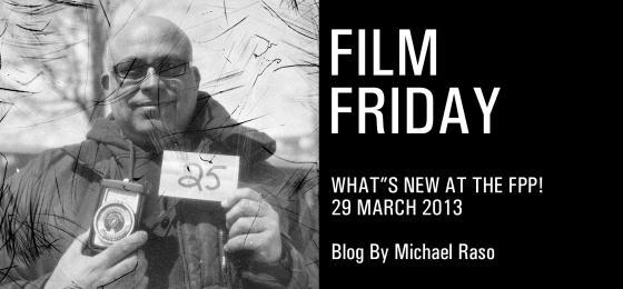 Film Friday – 29 March 2013