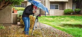 Mary Shoots Film…