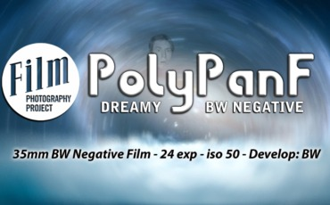 PolyPan F – Dreamy BW Film!