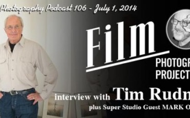 Film Photography Podcast  –  Episode 106 – July 01, 2014
