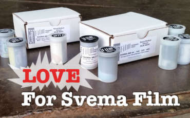 Leslie's Romance with Svema Film!