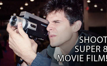 Start Shooting Super 8 Movie Film!
