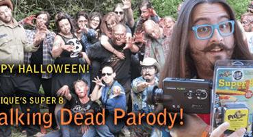 Happy Halloween! FPP Super 8 Walking Dead Parody!