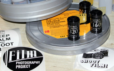 35mm Film of the Month – Hand-Rolled RetroChrome!