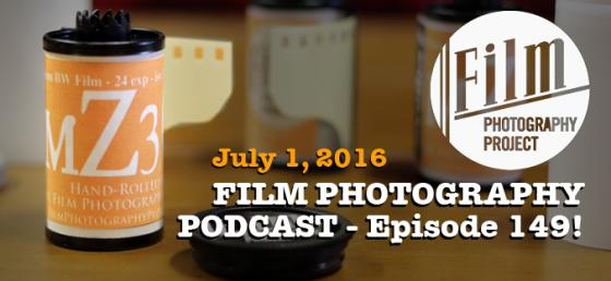 Film Photography Podcast 149