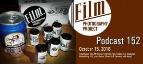 Film Photography Podcast 152