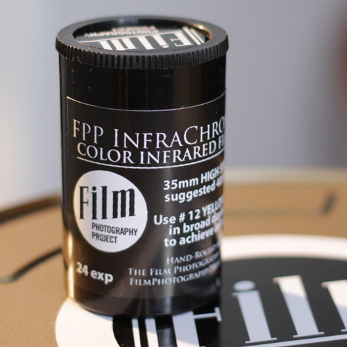 35mm Infrared Film - FPP Color IR (1 Roll)