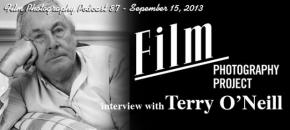 Terry O'Neill Interview on Film Photography Podcast 87!