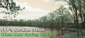 FPP On-Line Store! What's New this Spring?