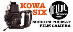 The Kowa Six Medium Format Film Camera