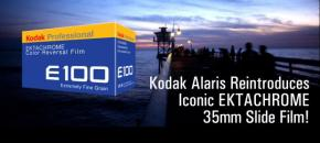 Kodak Alaris Reintroduces Iconic EKTACHROME Films