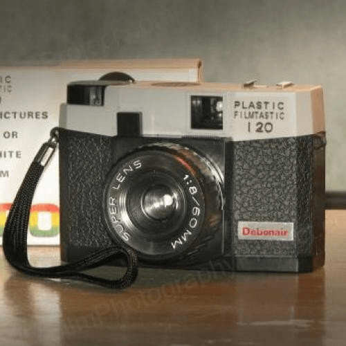 120 Film Camera - FPP Debonair