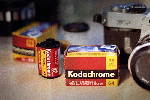 KODACHROME, 126, 110 and the EXPIRED give away