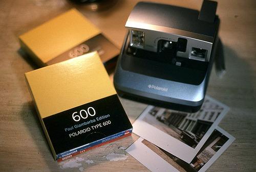 GET HAPPY (with Polaroid!)