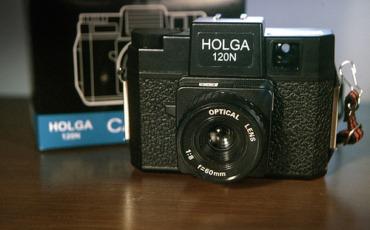 HOLGA…the amazing plastic camera!