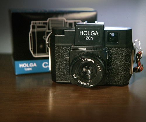 HOLGA…the amazing plastic camera!