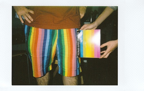 Polaroid Shorts