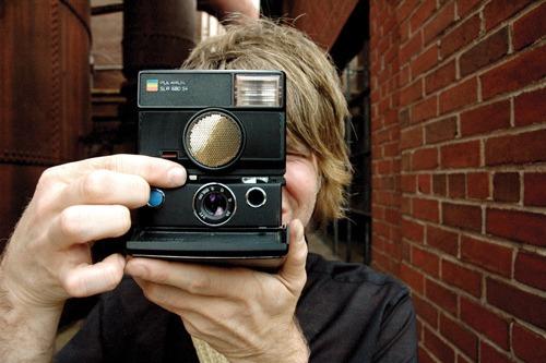 """100 Polaroids"" in Los Angeles tonight"
