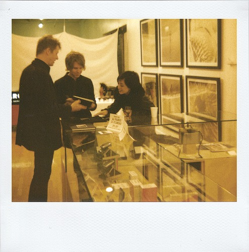 """100 Polaroids"" CHICAGO Book Party and Exhibition"