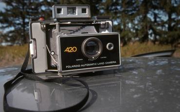 Polaroid 420 Automatic Land Camera—Introduction