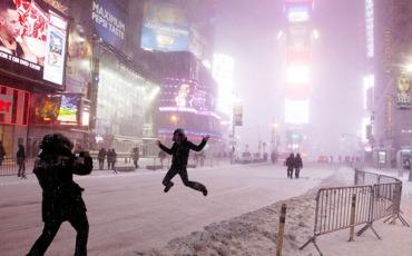 New York Blizzard – My last day shooting Kodachrome