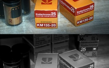 Kodachrome in 2011 – Process as Black and White