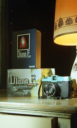 DIANA + Camera Giveaway on FPP!