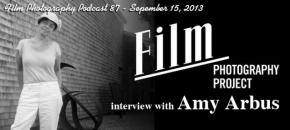 Amy Arbus Interview on Film Photography Podcast 87!