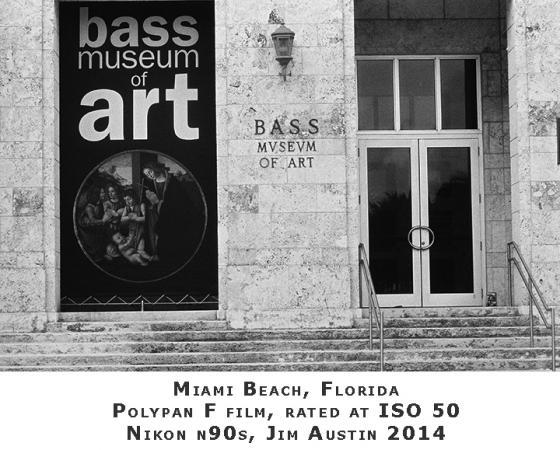 Bass Museum Polypan F ISO 50 Nikon n90s Jim Austin Jimages