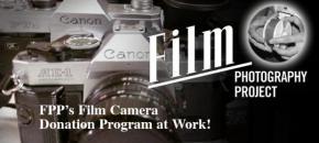 FPP's Film Camera Donation Program at Work!