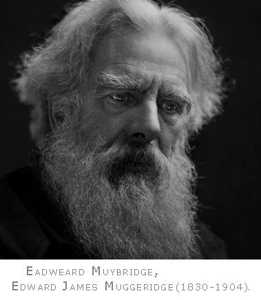 Eadweard Muybridge portrait