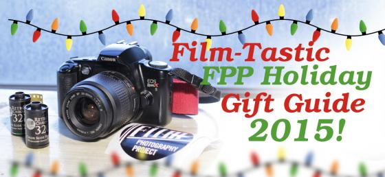 FPP Filmtastic Holiday Gift Guide 2015!