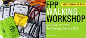 FPP Walking Workshop 2015! March 14! Be There!