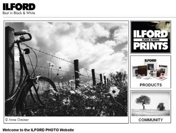 FilmWasters Interview with Steve Brierley from Ilford Photo