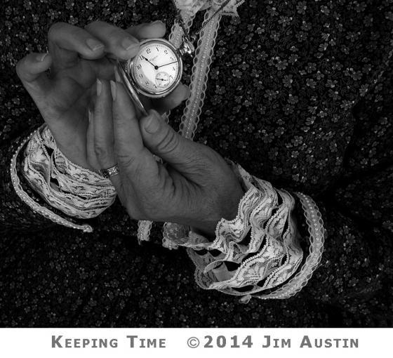 Keeping Time Copyright Jim Austin 2014
