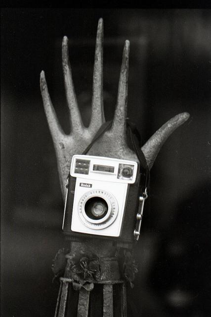 Kodak Panchromatic Separation Film 2238 Test 2 Leslie Lazenby