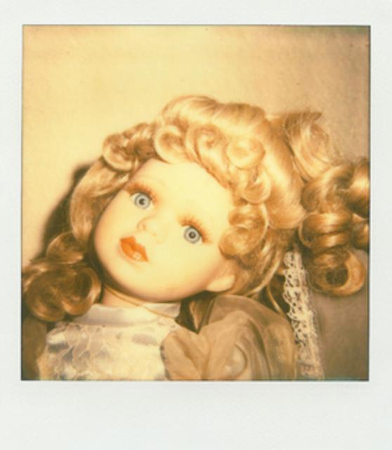 Polaroid SX-70 on PX 70 Color Protection