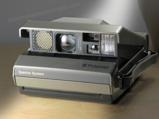 Going Spectra! The Polaroid Spectra! - The Film Photography