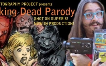 FPP Announces Walking Dead Parody shot on Super 8!