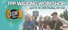 FPP Walking Workshop 2013!