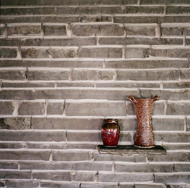 Vases on the Wall