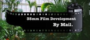 The Darkroom – 35mm Film Development By Mail