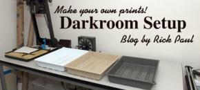 Darkroom Setup!
