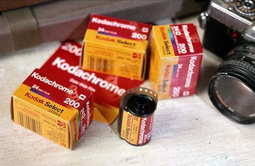 October 16, 2009 Kodachrome 200 Test Canon AE-1 Program Canon 50mm Lens