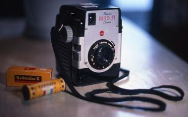 Kodak Brownie Bull's-Eye 620 camera