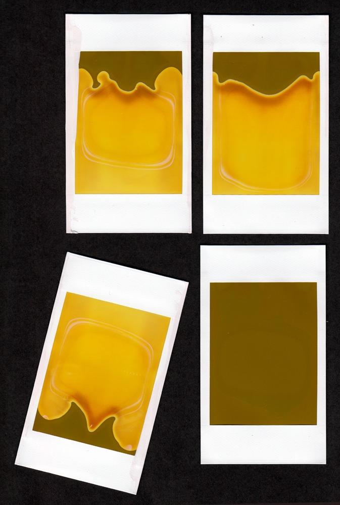 Polaroid 500 Instant FilmPolaroid Captiva SLR camera