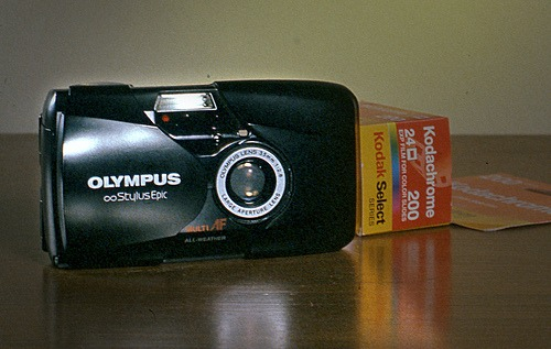 EPIC 35mm POINT AND SHOOT