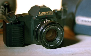 Canon T50: The Amazing Simple Canon SLR Camera Part 2